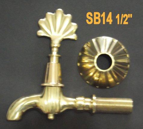 Sb14 1 2 Tap Specs Clic Sauna Bathroom And Garden Br Faucet Decorative